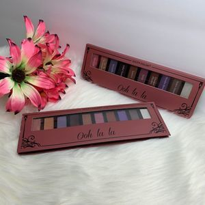 City Color Ooh La La Eyeshadow Palette 10 Colors